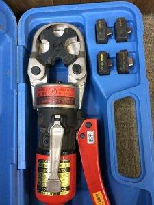 泉精器 イズミ 手動油圧式圧着工具 9H-150