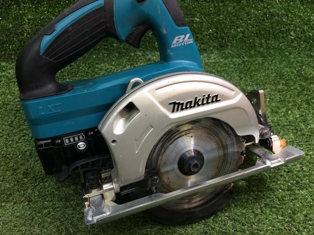 makita 125mm充電式マルノコ HS471D(バッテリー18V 6.0Ah1個付き)