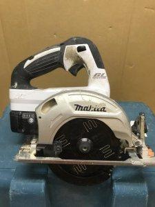 マキタ makita 125㎜充電式マルノコ HS471DRGW