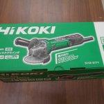 Hikoki ディスクグラインダ G10SL6