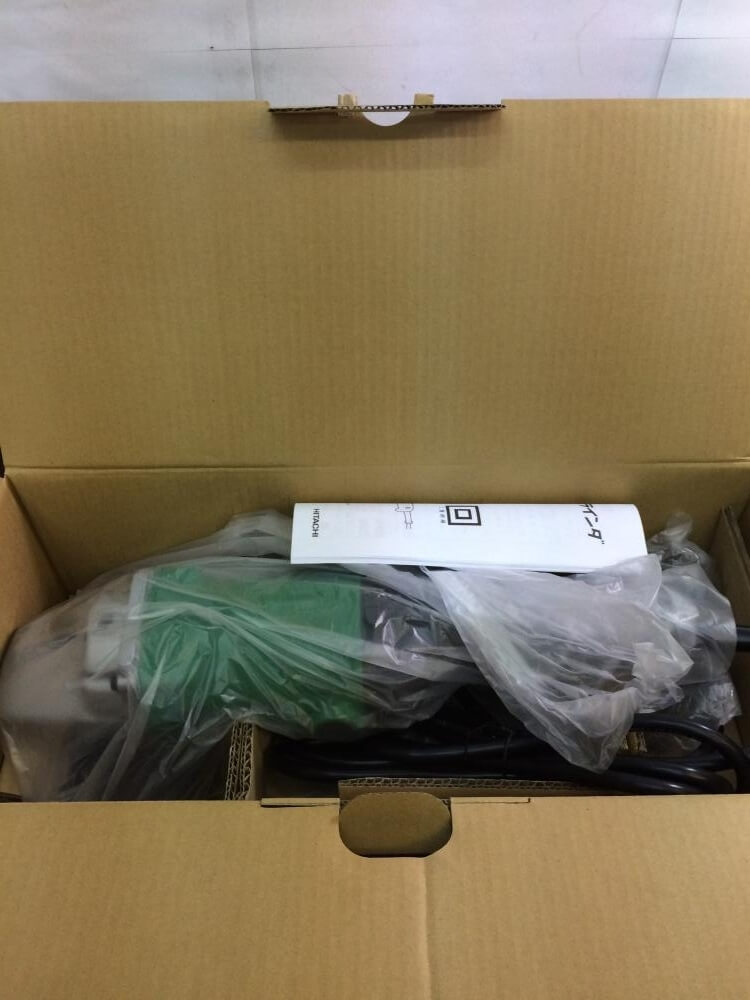 HITACHI ディスクグラインダ G18SP