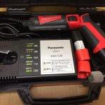 Panasonic スティックインパクトドライバ EZ7521LA2S-R