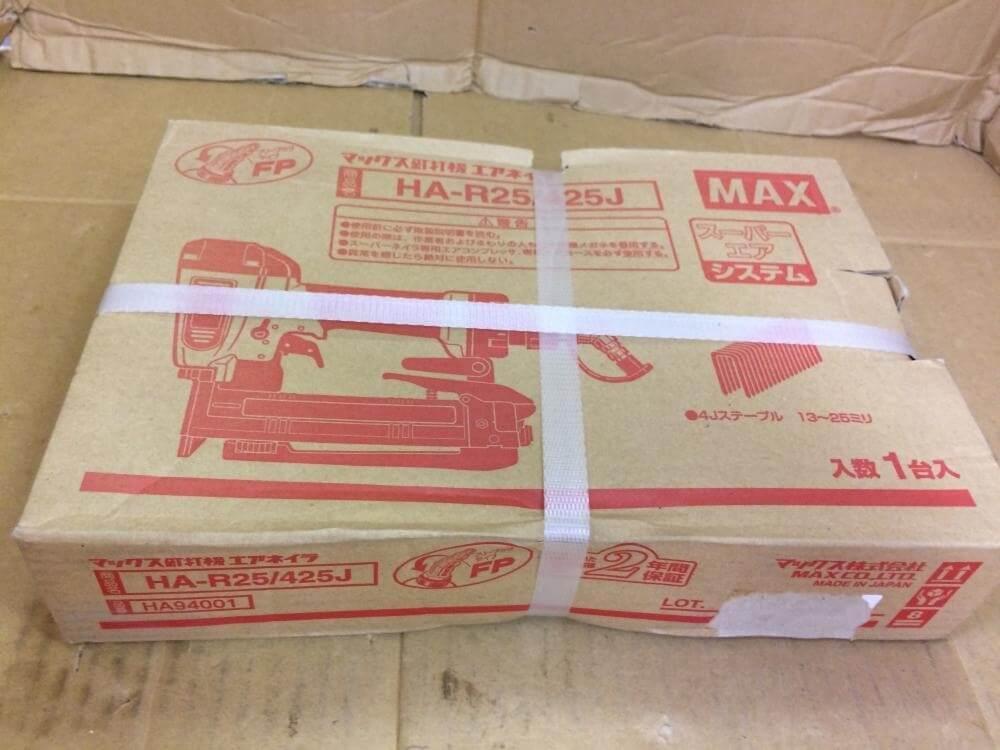 MAX マックス エアネイラ HA-R25/425J