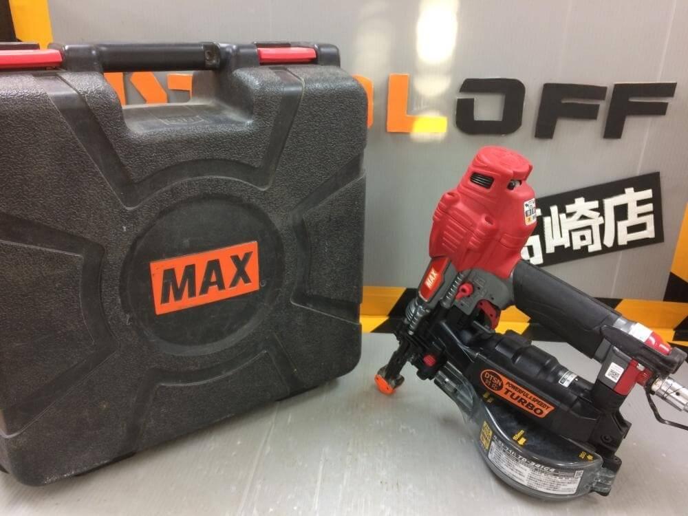 MAX ターボドライバ TD-341G4