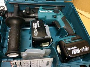 マキタ 充電式ハンマドリル HR164DRGX