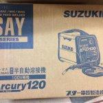 SUZUKID 半自動溶接機 Arcury120