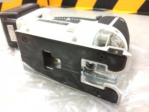Panasonic 充電式ジグソー EZ4541LS2S-B