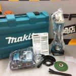 マキタ 充電式ディスクグラインダ GA412DRG