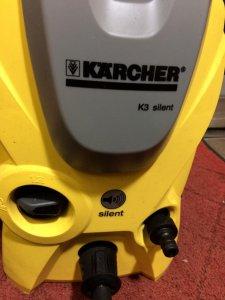 ケルヒャー KARCHER 高圧洗浄機 K3サイレン
