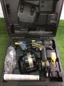 日立工機 高圧釘打ち機 HV50HR2(S)