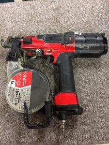 マキタ 高圧釘打機 AR411HR
