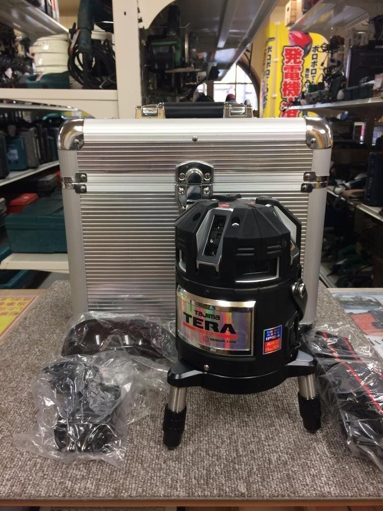 タジマ レーザー墨出し器 ML10-KJC