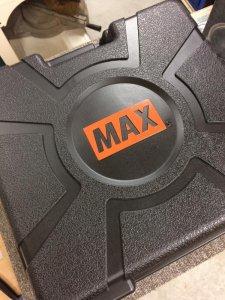 MAX 高圧釘打ち機 HN-50N2