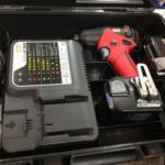MAX インパクトドライバ PJ-SD101-B2C/40A