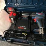 BOSCH バッテリーインパクトドライバ GDR18V-EC