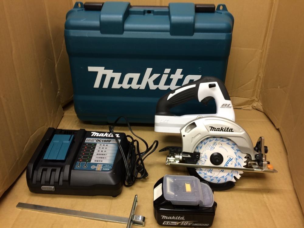 makita マキタ 125mm充電式マルノコ HS471DGSW