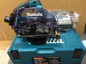 makita マキタ 125mm充電式防じんマルノコ KS513DRG