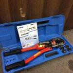 イズミ 手動油圧式圧着工具 9H-150