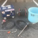 精和 エンジン式高圧洗浄機 ジェットクリーン JC-1513DPN