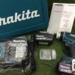 マキタ makita 4モードインパクトドライバ TP141DRGX