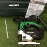 ハイコーキ HiKOKI 電子ジグソー CJ90VST
