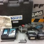 オグラ 充電油圧式パンチャー HPC-156WDF