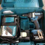 マキタ 充電式振動ドライバドリル HP474DRGX