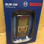 ボッシュ レーザー距離計 GLM150