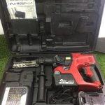 マックス 充電式ブラシレスハンマドリル PJ-R265-B2C/40A