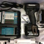 マキタ 充電式インパクトドライバ TD138DRFXB