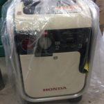 HONDA ガス式ポータブル発電機エネポ EU9iGB