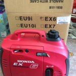 HONDA インバーター発電機 EX6