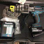 オグラ コードレス油圧パンチャー HPC-N208WDF