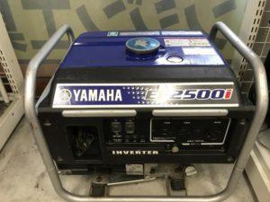 YAMAHA ヤマハ インバータ発電機 EF2500i