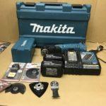 makita マキタ 充電式マルチツール TM51D