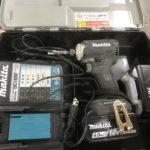 makita 充電式インパクトドライバ TD171DRGXB