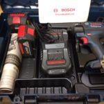 BOSCH インパクトドライバ 18V 6.0Ah GDR18V-EC6