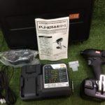 マックス 充電式ブラシレスインパクトドライバ PJ-ID144(K)-B2C/40A