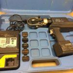 イズミ 電動油圧式圧着工具 REC-150F