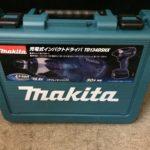 マキタ インパクトドライバ TD134DSHX