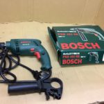 BOSCH 振動ドリル PSB450RE
