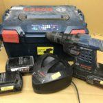BOSCH バッテリーハンマドリル GBH36V-Plus