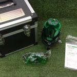 KDS グリーンレーザー墨出し器 ATL-D1RG