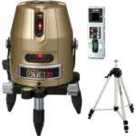 タジマ レーザー墨出し器 GT5Z-ISET