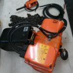日立 電動チェーンホイスト 1/2S2 500kg