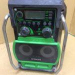 日立 コードレスラジオ