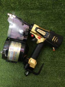 日立 HITACHI 高圧釘打ち機 NV90HR(S)