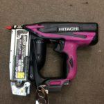 HITACHI コードレス釘打ち機 NP14DSL