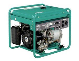 デンヨー 発電機 GA-3705U