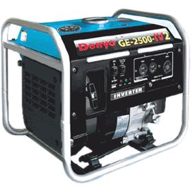 デンヨー 発電機 GE-2500-IV2